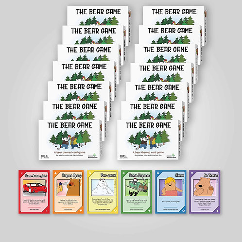 The Bear Game (14 units - $11.00)