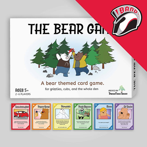 UNION BAND - The Bear Game