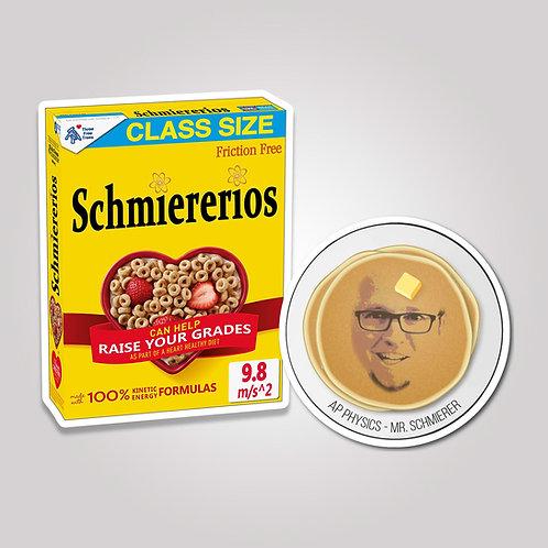 Schmierer Stickers