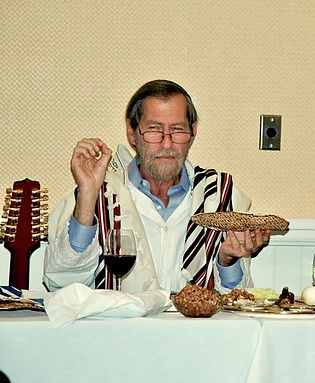 Rabbi at table.jpg