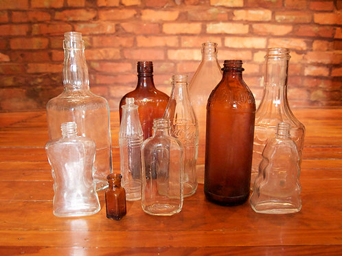 Assorted Bottles