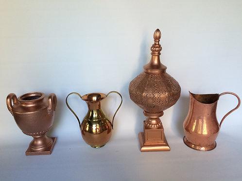 Copper Pieces Each