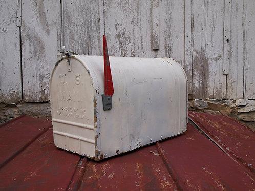 Large Metal Mailbox