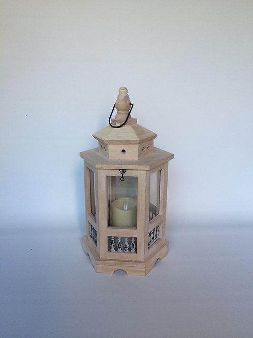 Beige Lantern