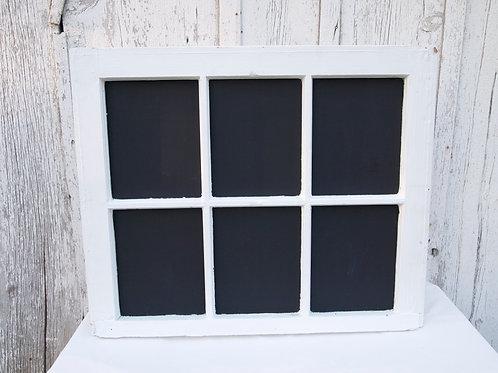 6 pane window attachemnent