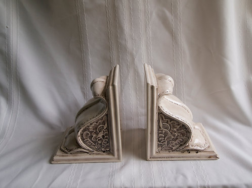 Ceramic Bookends