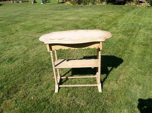 Ivory Side Table