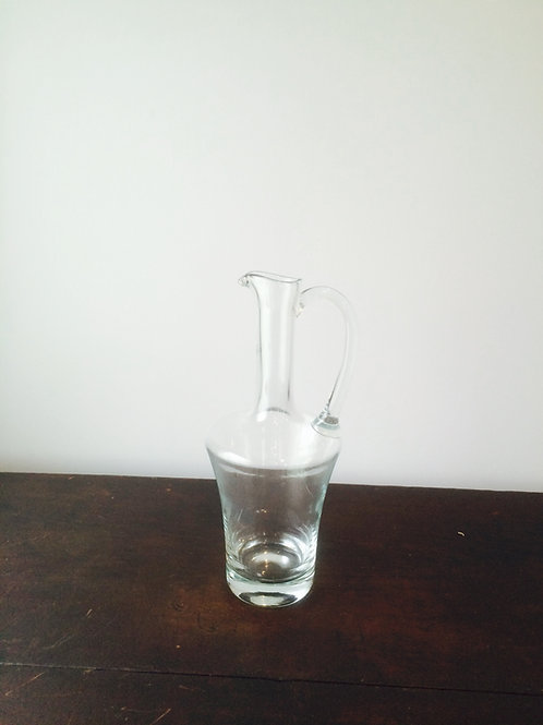 Small Glass Vessel