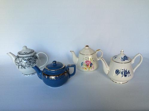 Tea Pots Each