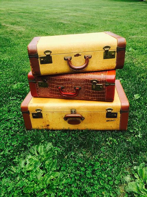 Suitcase Each