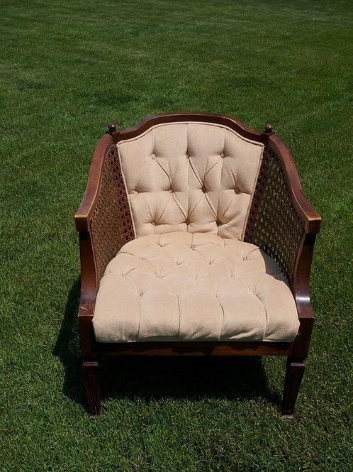 Ivory Club Chair