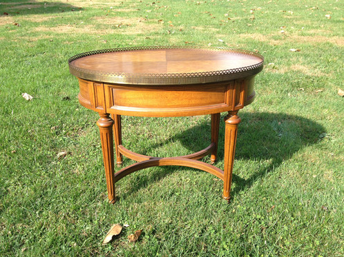 oval side table. Small Oval Side Table