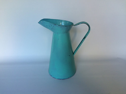 Turquoise Pitcher