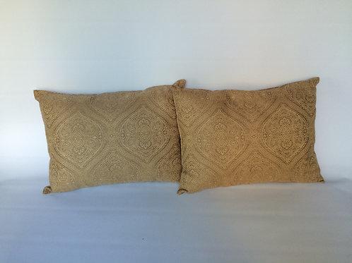 Gold PIllows
