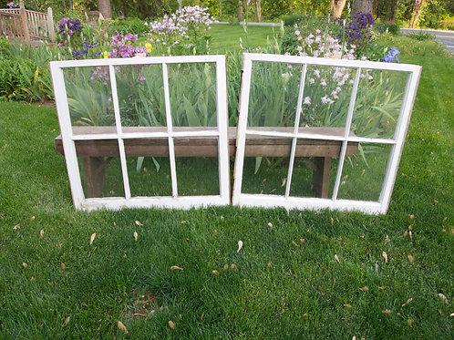6 Pane Window