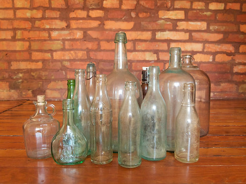 Assorted Bottles