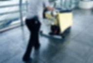 Floor Scrubber Battery