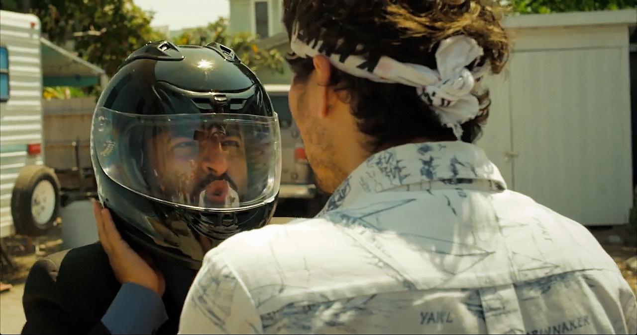 """The Right Helmet"""