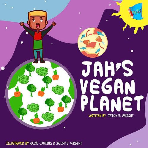 Jah's Vegan Planet