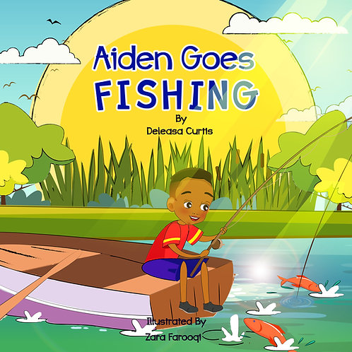 Aiden Goes Fishing