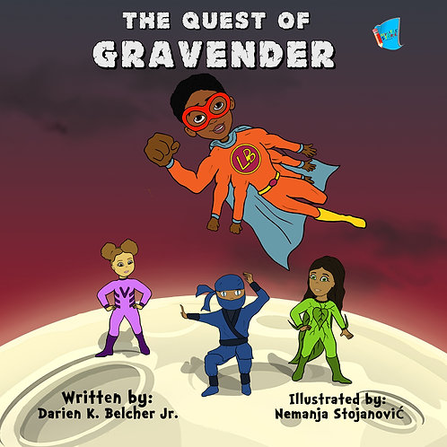 The Quest of Gravender (Book 2)
