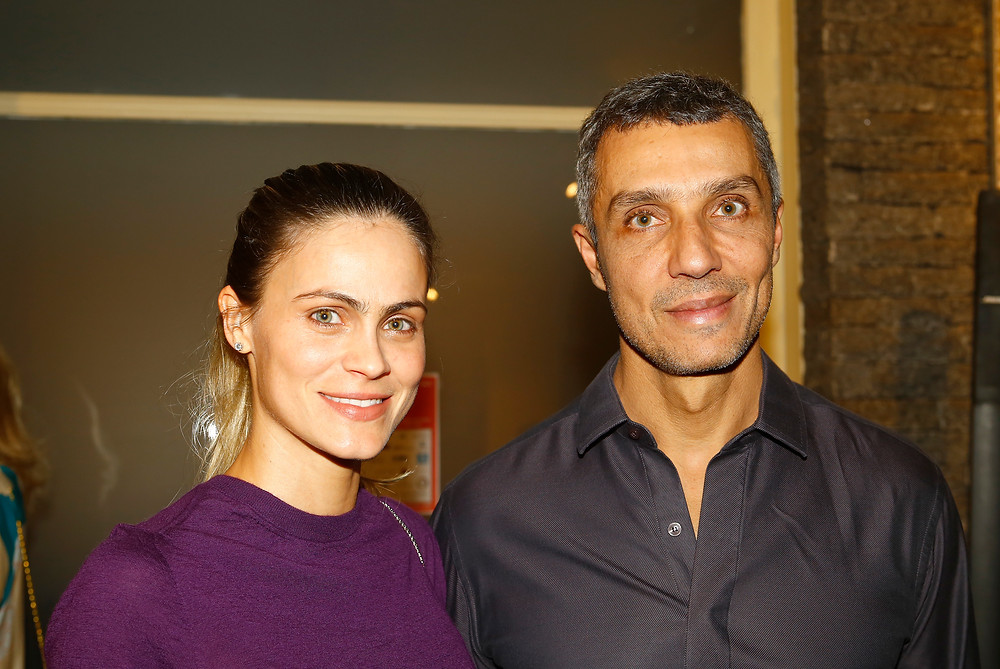 Ana Garcia e João Paulo Diniz