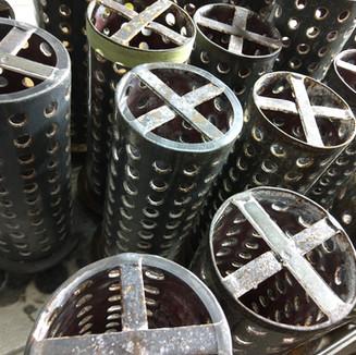 cilindri per microfusione
