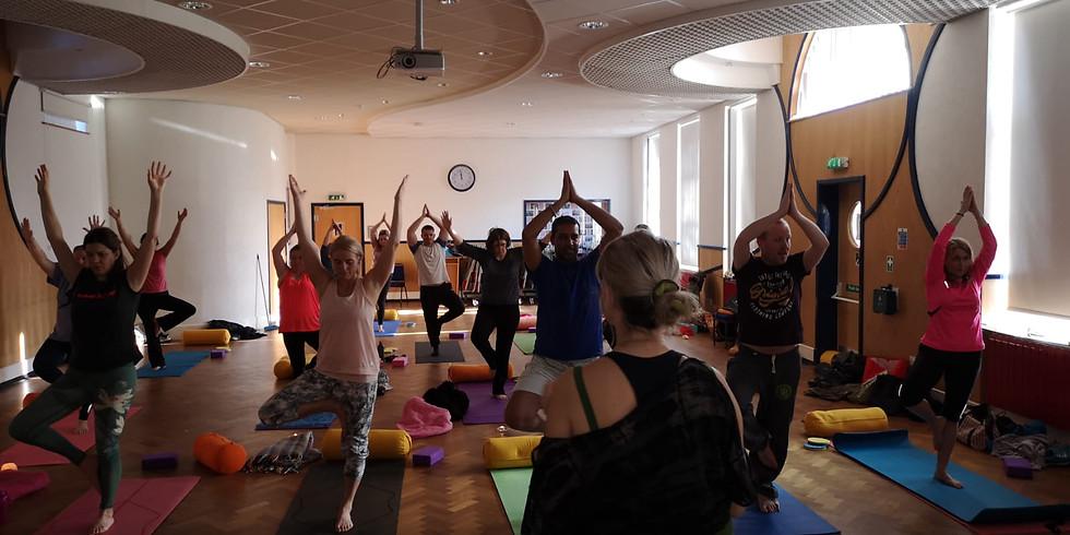 Candlelight Yin Yoga New Year Workshop