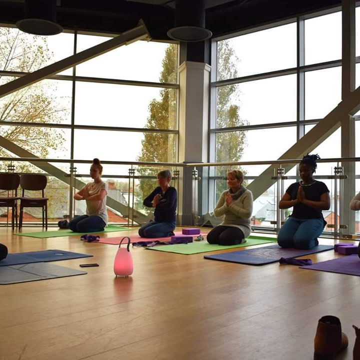 In Person Yoga Sessions