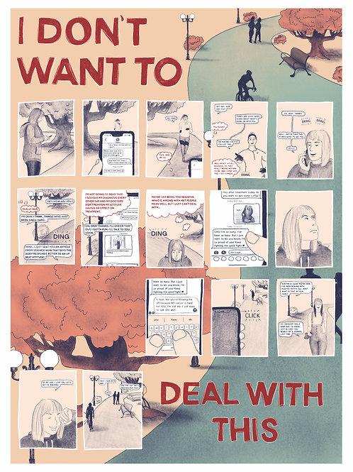 Comic Poster