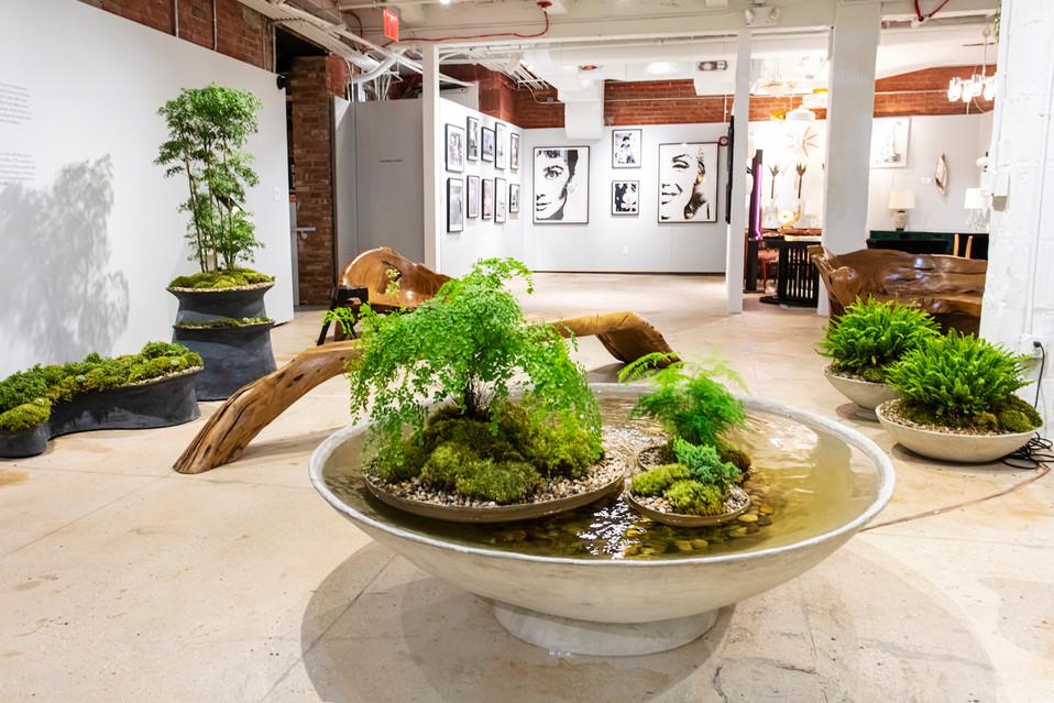 Ukiyo Fountain at 1stdibs Gallery