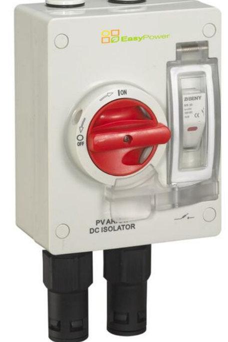 DC Isolator w/ Fuse