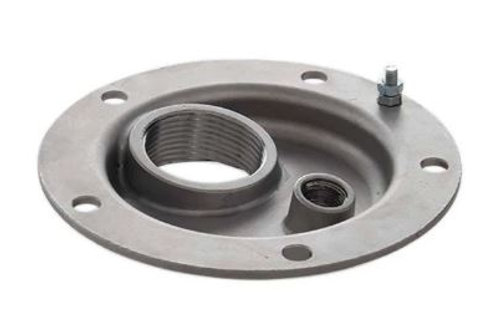 Heat Tech Flange for PTC Element & Heat Tech Geyser, Stainless Steel