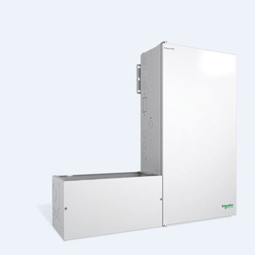XW (PDP) Power Distribution Panel 1-Pole 250A 160VDC (NO AC CIRCUIT BREAKERS)