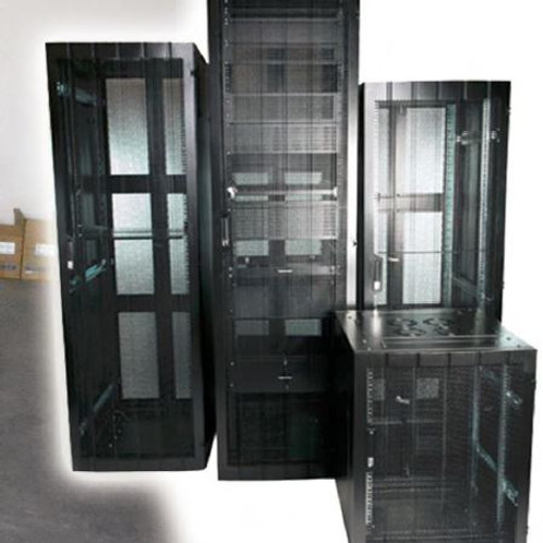 ATAS 38UX600X800 CABINET PERF - Stores Eight Vision Lithium Iron Battery Cabinet