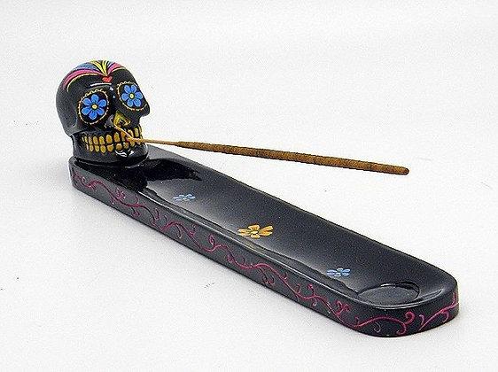 Incense Burner - Sugar Skull