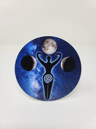 Sticker - Celestial Goddess