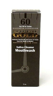 Ultimate Gold - Saliva Cleanse - Mouthwash
