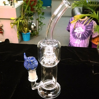 Beautiful new scientific bubbler with 8