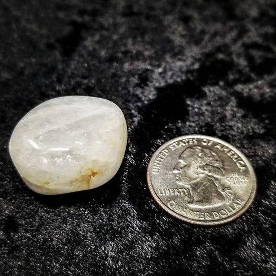 Pocket Stone - Quartz Crystal - Large
