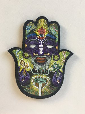East Coasters - Witch Doctor - Dab Mat