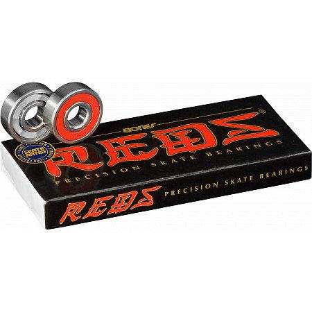 Bones - Reds - Precision Bearings