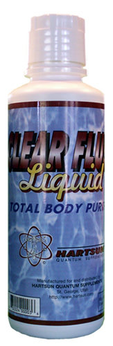 Clear Flush Liquid - Total Body Purifier
