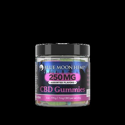 Blue Moon Hemp - CBD Gummies - 250mg