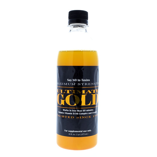 Ultimate Gold - 16oz