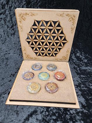 7 Chakras Box Set