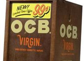 OCB - Virgin Papers