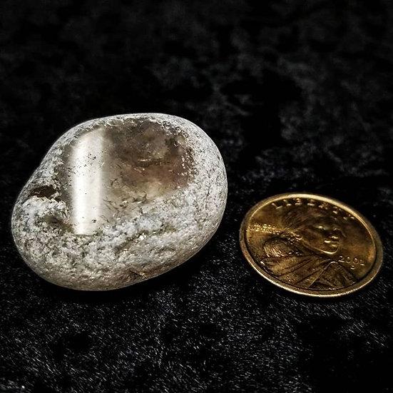 Pocket Stone - Quartz Window