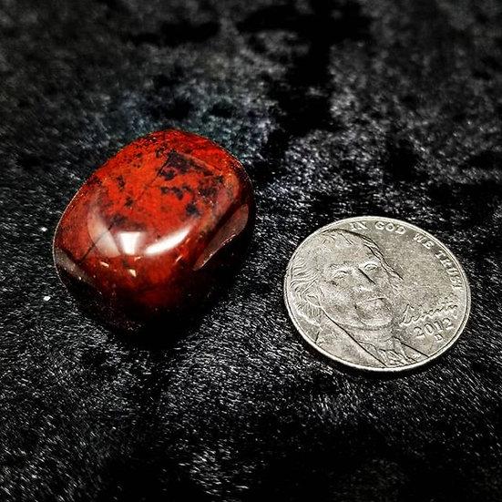 Pocket Stone - Brecciated Jasper
