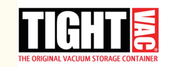 Tightvac - Storage Containers